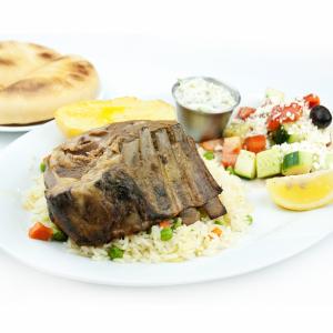 Lamb Stew Combo