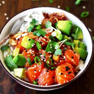 37. Smoked Salmon Salad