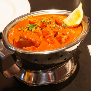 Prawn Vindaloo (Hot)