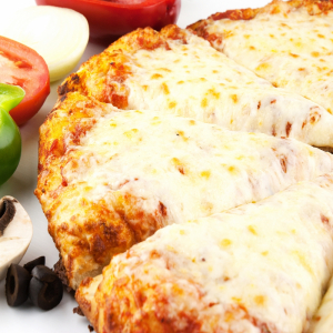 01. Cheese Pizza