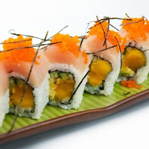 Tuna Banzai Roll