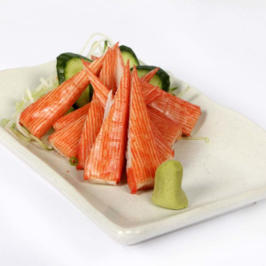 B29. Crab Meat Sashimi (3 pcs)