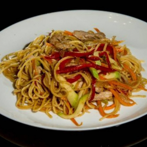 3. Spicy Cold Noodles