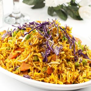 Biryanis & Rice