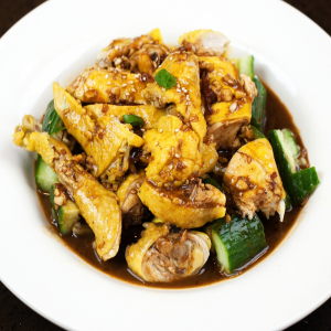 28. Szechuan Style Sliced Chicken