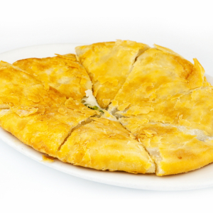 3. 蔥油餅 Pan Fried Green Onion Pastry