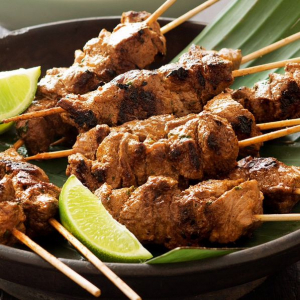 Lamb Skewer (2 pcs)