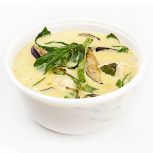134. Green Curry