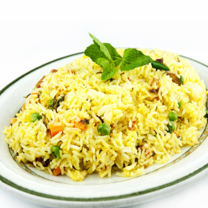 Vegetable Biryani Special