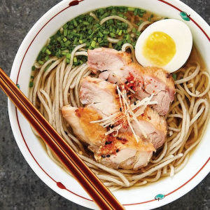 67. Chicken Yaki Soba
