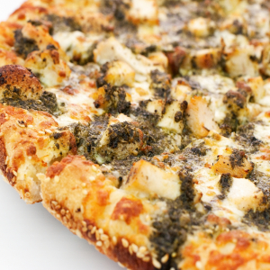Pesto Chicken Pizza ($2 Extra)