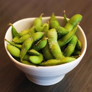 13. Edamame (Green Beans)