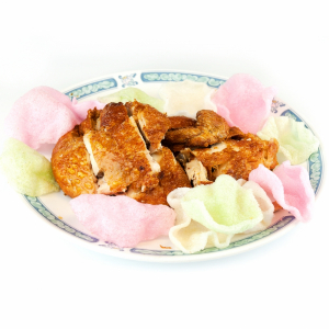 129. Deep-Fried Crispy Chicken