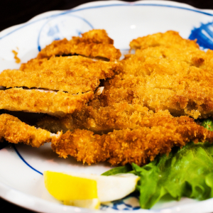 20. Deep-Fried Pork Chop - Tonkatsu