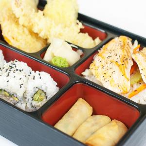 Tiger Prawn Teriyaki Box