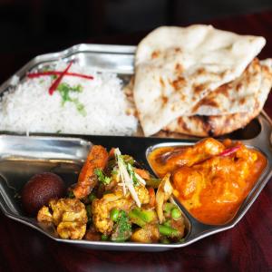 1. Non-Vegetarian Thali