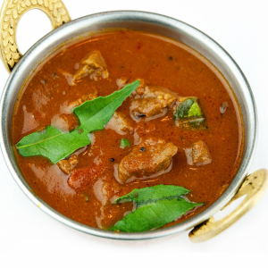 Sliced Beef in Curry Sauce