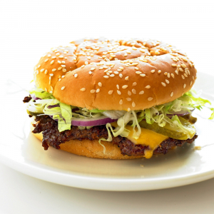 147. Cheese Burger