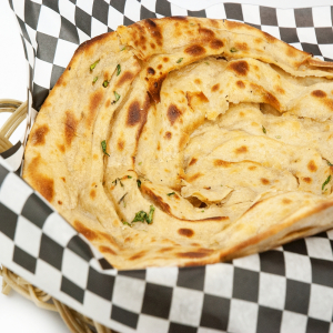 Multi-layered Butter Naan