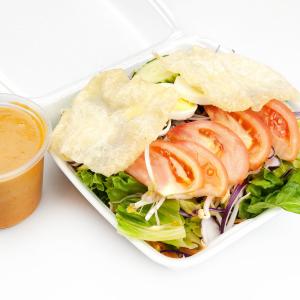 Hamachi Tataki Salad