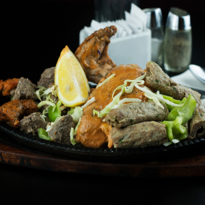 20. Mixed Grill