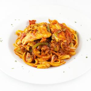 Cajun Chicken Fettuccini