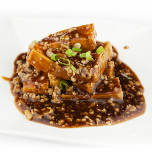 120. 麻婆豆腐 Spicy Diced Tofu with Minced Meat