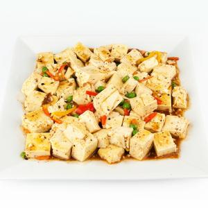Vegetarian Ma Bao Tofu