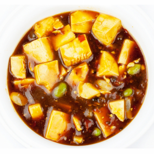 157. Ma Po Tofu with Hot Chilli Sauce and Beef