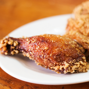12. Deep Fried Spicy Chicken