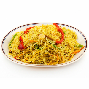 152. Singapore Style Fried Vermicelli Noodles