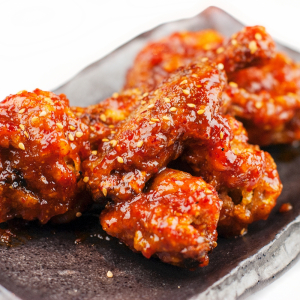 Spicy Chilli Garlic Wings