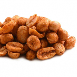 Deep-Fried Peanuts