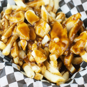Poutine and Gravy