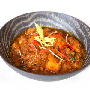 Fish Mirch Masala (Vindaloo)