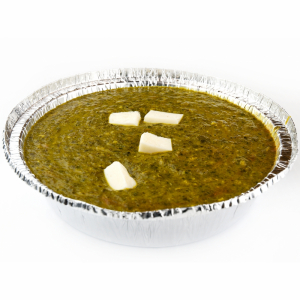 Spinach Paneer