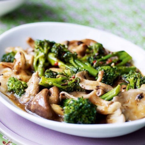 91. Mixed Vegetable With Chinese Mushroom