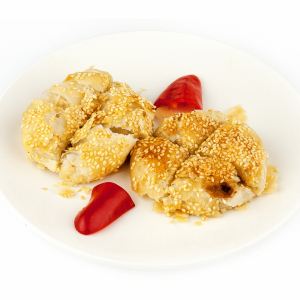 195. Deep Fried Radish Pastry (2)