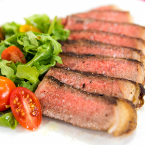 132. Chinese-Style Steak Filet