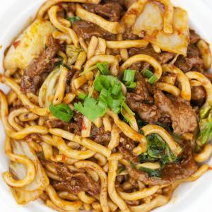 A.17 Beef Tripe Noodle