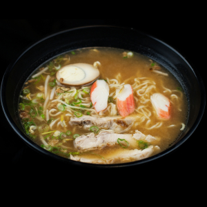 29. Fish Maw Soup with Crab Meat