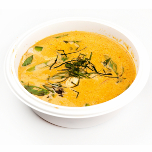 18. Yellow Curry Chicken & Mix. Veggie