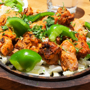 Chicken Tandoori Half