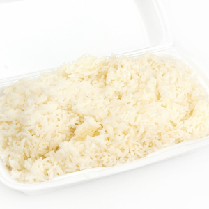 Steamed Rice Small Bucket 白饭