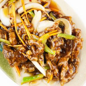 90. Thai Crispy Beef