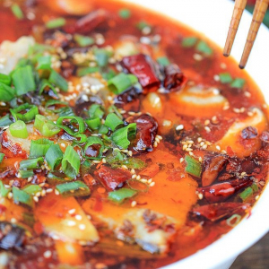 Spicy Boiled Fish 麻辣水煮鱼