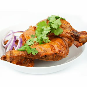 Tandoori Chicken 4 pcs