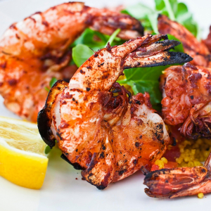 Tandoori Shrimp (6 pcs)