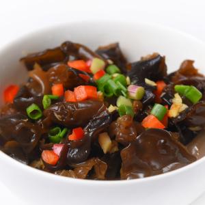 Chinese Fungus with Sauce 爽拌木耳