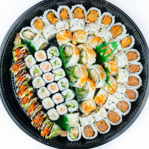 PB Sushi Party Tray (78 pcs)